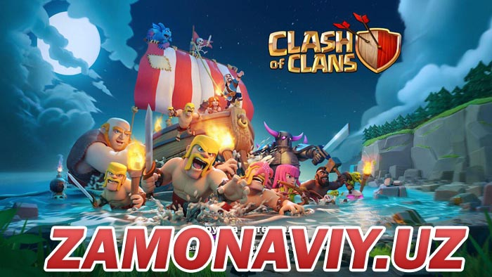 Clash of Clans - New Version 22.05.2017 (android).apk